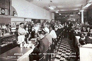 'Stories From The Sun Cafe' Looks To Japanese, Chinese Immigrant Communities