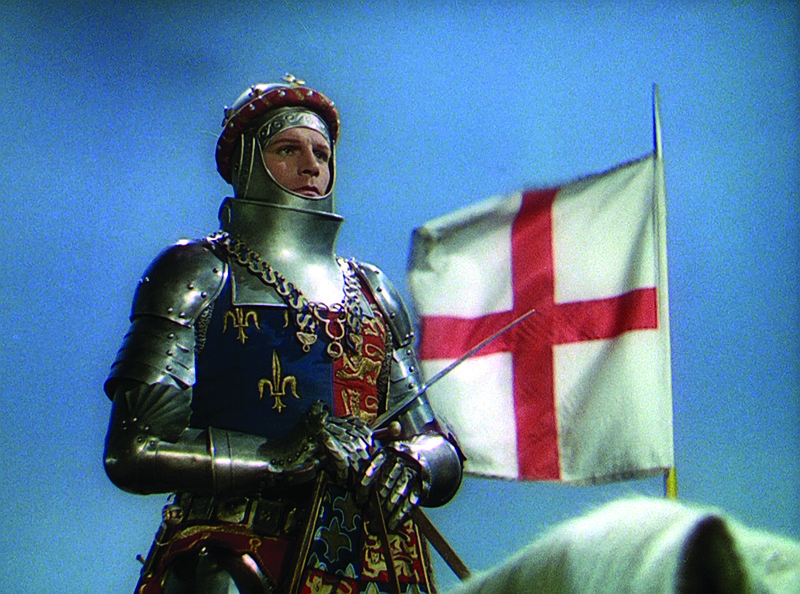 Henry V, directed by and starring Sir Laurence Olivier in 1944, will play at ...