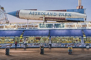 Art Exhibit About Coney Island Opens At San Diego Museum Of Art