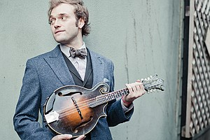 Oceanside Native Chris Thile Will Be Next Host of 'A Prairie Home Companion'