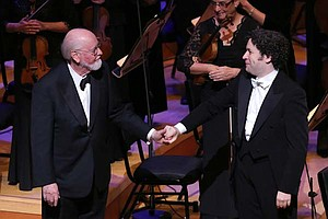 GREAT PERFORMANCES: Dudamel Conducts A John Williams Celebration With The LA ...