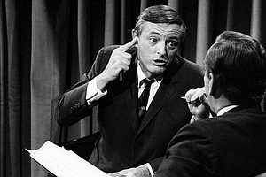 'Best Of Enemies' Looks To 1968 Buckley-Vidal Debates