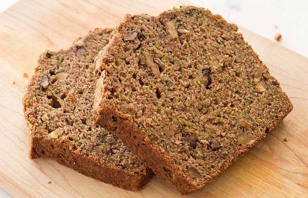 America S Test Kitchen Zucchini Bread