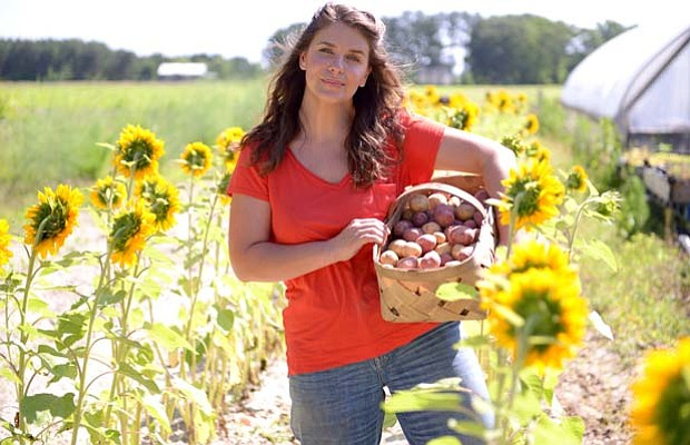 In the third season of this Emmy-winning series featuring chef Vivian Howard ...