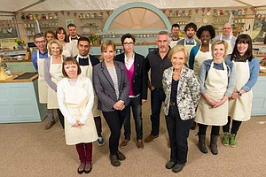 THE GREAT BRITISH BAKING SHOW: Season 2