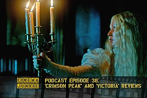 Podcast Episode 38: 'Crimson Peak,' 'Victoria,' Halloween Horror