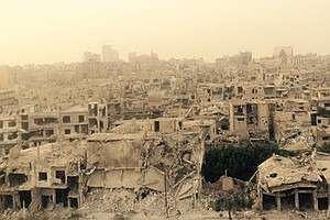 Photo for FRONTLINE: Inside Assad's Syria