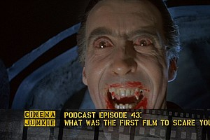 Podcast Episode 43: What Was The First Film To Scare You?