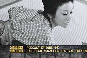 Podcast Episode 44: San Diego Asian Film Festival Celebrates Its Sweet 16