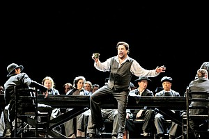 GREAT PERFORMANCES AT THE MET: Cavalleria Rusticana/Pagli...