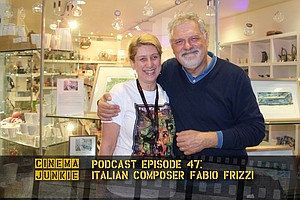 Podcast Episode 47: Frizzi 2 Fulci