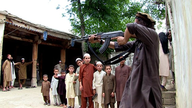 ISIS training children. ISIS is on the rise in Afghanistan — and they say the...