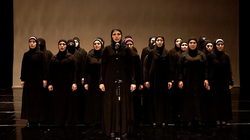The cast of 'Queens of Syria