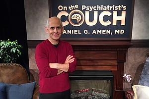 On The Psychiatrist's Couch With Dr. Daniel Amen, M.D.