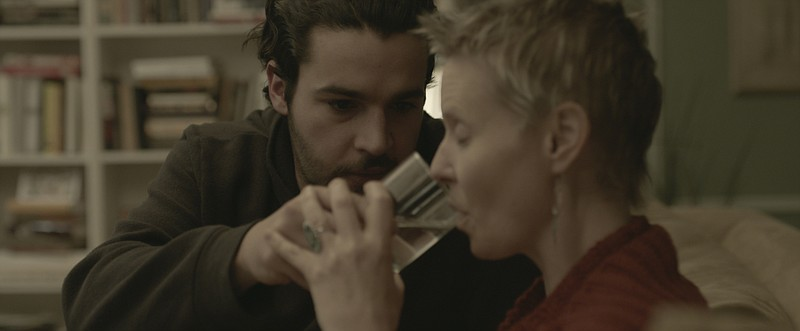 Christopher Abbott stars as a son who must take care of his dying mother play...