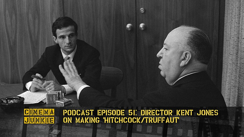 The famous interview between Alfred Hitchcock and Francois Truffaut is now th...