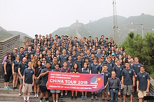 San Diego Youth Symphony - Road To China