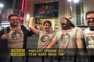 Podcast Episode 53: Star Wars Road Trip