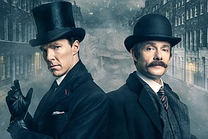 MASTERPIECE: Sherlock: The Abominable Bride