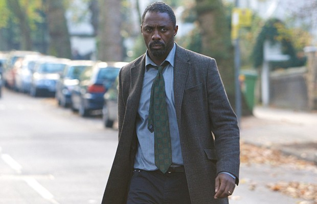 Idris Elba as DCI John Luther.