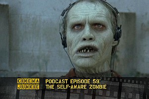 Podcast Episode 59: The Self-Aware Zombie