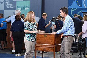 ANTIQUES ROADSHOW: Charleston, S.C. - Hour 1