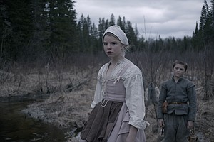 'The Witch' Conjures Up A Puritan Nightmare
