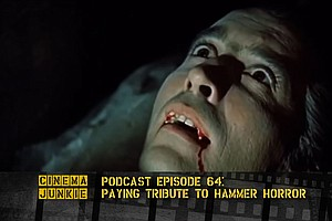 Podcast Episode 64: Paying Tribute To Hammer Horror