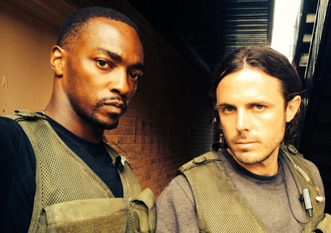 Anthony Mackie and Casey Affleck play cops who are not thrilled to be working...