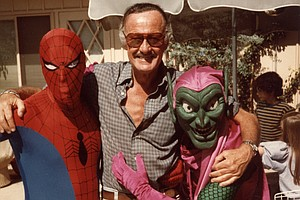 Stan Lee: With Great Power