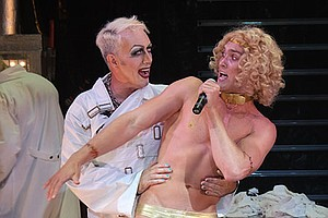 Doing The Time Warp With 'The Rocky Horror Show'