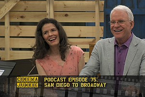 Podcast Episode 75: San Diego To Broadway