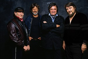 Photo for AMERICAN MASTERS: The Highwaymen: Friends Till The End