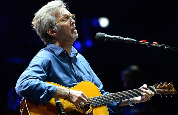 eric clapton slowhand at 70 live at the royal albert hall kpbs. Black Bedroom Furniture Sets. Home Design Ideas