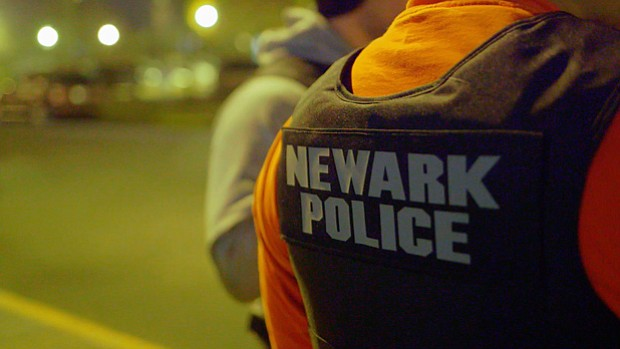 A Newark policeman. FRONTLINE goes inside the Newark Police Department — one ...
