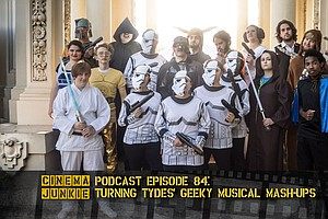 Podcast Episode 84: Turning Tydes Serves Up Geeky Musical...