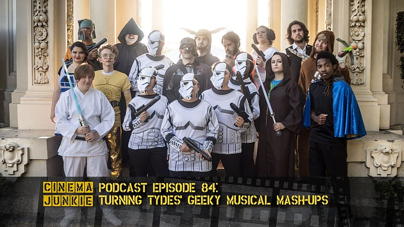 The musical theater company Turning Tydes has produced two geeky mash-ups for...