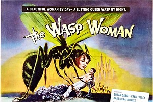 Roger Corman's 'Wasp Woman' Screens With Live Science Com...