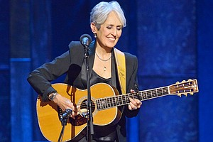 GREAT PERFORMANCES: Joan Baez 75th Birthday Celebration