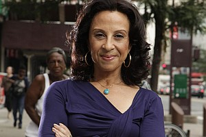 Photo for AMERICA BY THE NUMBERS WITH MARIA HINOJOSA: The New Deciders