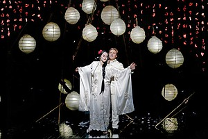 GREAT PERFORMANCES AT THE MET: Madama Butterfly