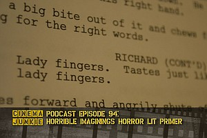 Podcast Episode 94: Horrible Imaginings 'Horror Lit' Primer