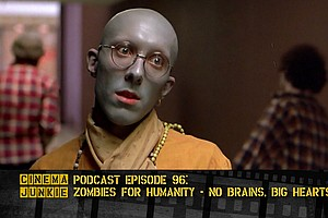 Podcast Episode 96: Zombies For Humanity