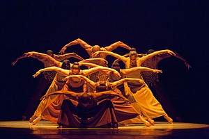 LINCOLN CENTER AT THE MOVIES Presents Alvin Ailey American Dance Theatre
