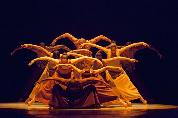Lincoln Center At The Movies Presents Alvin Ailey American