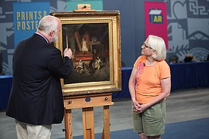 ANTIQUES ROADSHOW: Junk in the Trunk 6