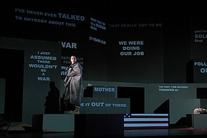 Celebrate Veterans Day With San Diego Opera's 'Soldier Songs'