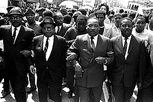 Photo for San Diegans Celebrate Dr. Martin Luther King With Call To Action