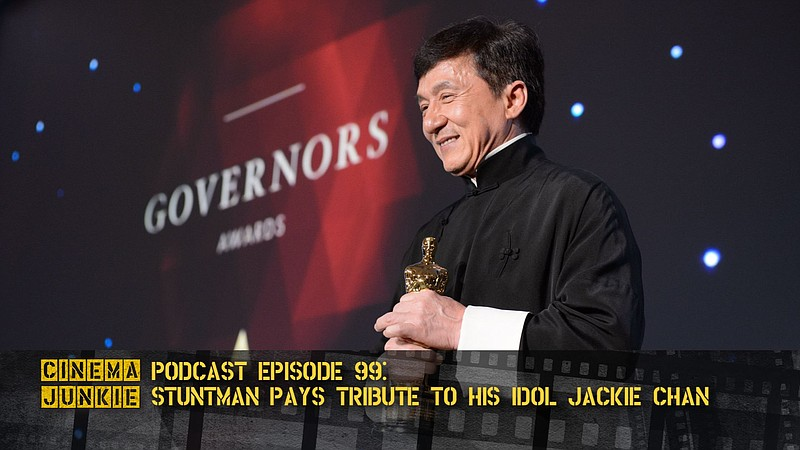 Podcast Episode 99 Stuntman Pays Tribute To His Idol Jackie Chan