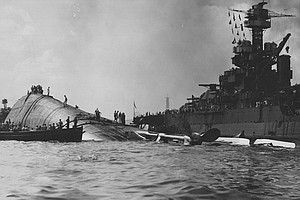 Pearl Harbor - USS Oklahoma: The Final Story